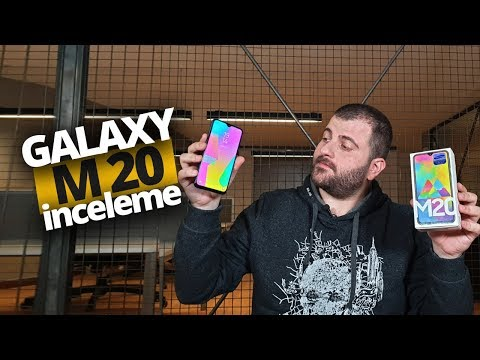 Samsung Galaxy M20 İnceleme!