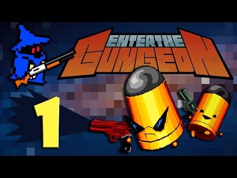 Enter the Gungeon прохождение - Десант! #1