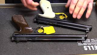 Northwest Airguns Buys a Collection!!! Part II