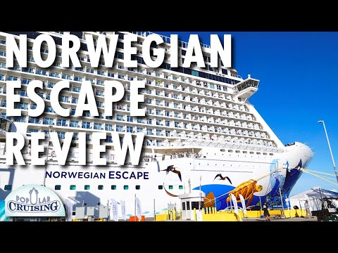 Norwegian Escape Tour & Review ~ Norwegian Cruise Line ~ Cruise Ship Tour & Review