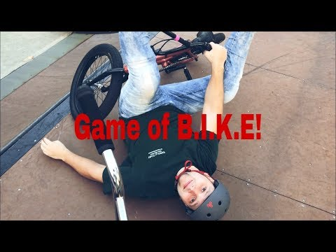 Game of B.I.K.E at sk8 cary!