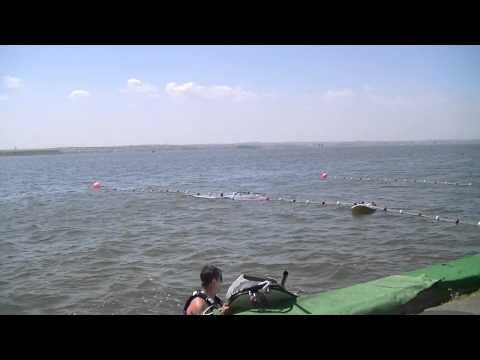 No sail  return  – mast broken -SOLE Windsurfing Academy