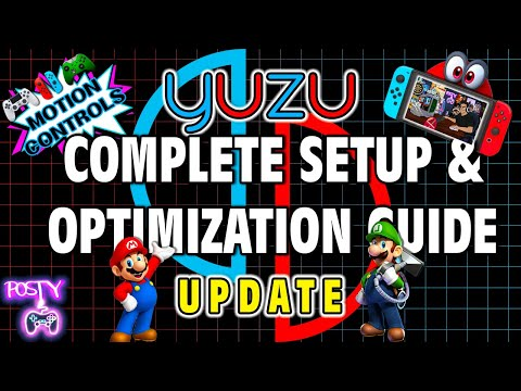 Yuzu Complete Setup & Optimization Guide 2020 | Nintendo Switch Emulation