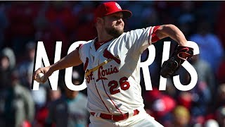 Bud Norris - Angels/Cardinals - 2017/2018 Highlights | RELIEVER