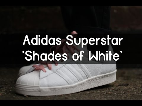 Adidas Superstar 'Shades of White' Pack - Review + On feet