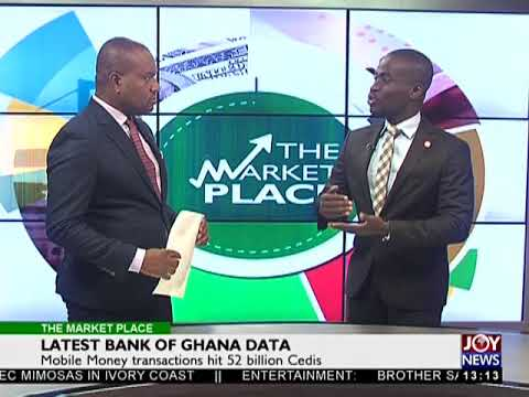 Projects Funding - The Market Place on Joy News (7-5-18)