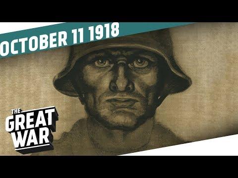 Hindenburgova linie prolomena - Velká válka