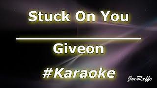 Giveon - Stuck On You (Karaoke)
