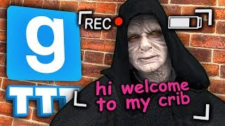 WELCOME TO MY CRIB | Gmod TTT