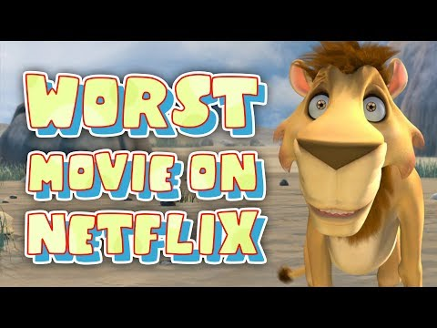 What the HELL is Leo the Lion? (The WORST Movie on Netflix)