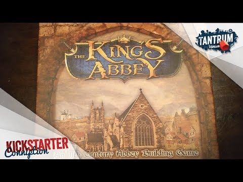 The King's Abbey Review - Tantrum House