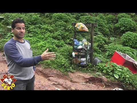 Wagnew Fiscal do povo fala sobre o lixo fedido na Favela do Justinos
