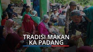 Makan ka Padang, Tradisi Warga Paraman Palembayan saat Idul Adha, Seekor Sapi Digulai Bersama-sama