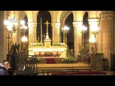 Vêpres du 21 novembre à Saint-Germain l'Auxerrois