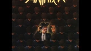 Anthrax Among The Living Backing Track (With Vocals)