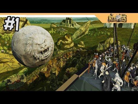 Rock of Ages 2 прохождение - СИМУЛЯТОР ШАРА - Часть 1