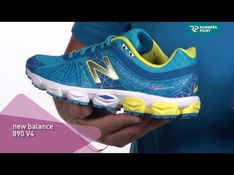 Damen Laufschuh New Balance 890 V4