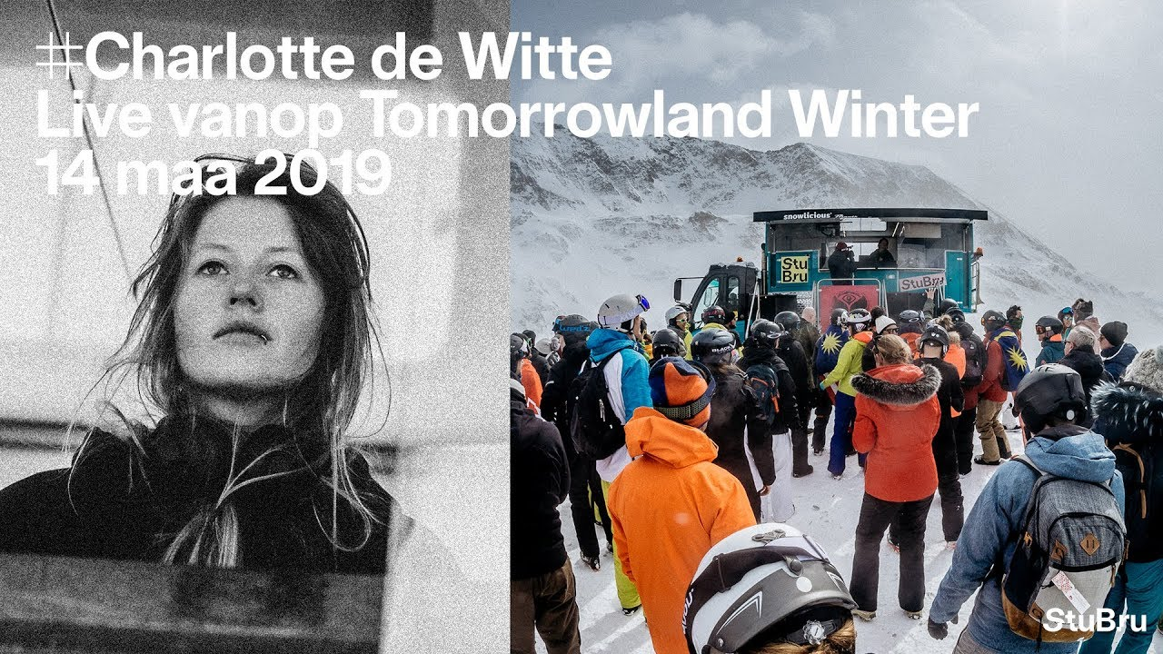 Charlotte de Witte - Live @ Tomorrowland Winter 2019 Surprise Mountain