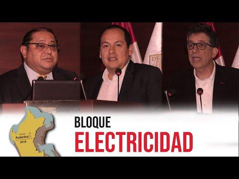 #PremiosProActivo 2019 | Bloque Electricidad