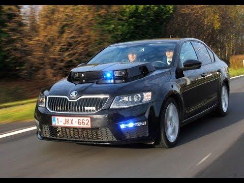 Kompilace ze silnic -  Dálniční Policie v AKCI