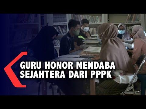 guru honor mendaba sejahtera dari ppk