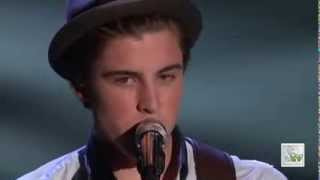 Sam Woolf  - We Are Young 'Top 10' On  American Idol 2014
