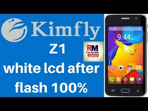 Kimfly Z1, Z2, Z3, Z4, Z5 UNLOCKING without BOX video - смотреть