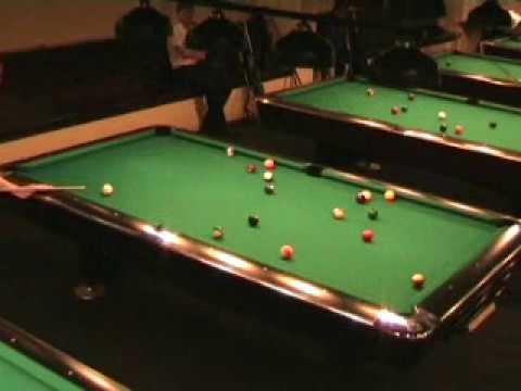 Скринник(Skrinnik) vs Ердяков(Erdyakov) Moscow 8-ball Championship 2007
