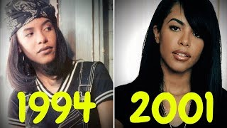 The Evolution of Aaliyah (1994 - 2001) [RE UPLOAD]
