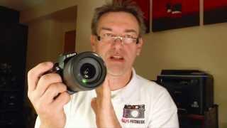 Nikon D5300 - Vorstellung der Kamera (Deutsche Version)