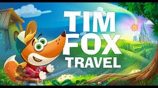 Путешествия Лисенка Тима/Tim the Fox Travel развивающий мультик игра