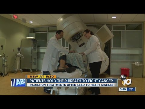 Holding your breath becomes a powerful tool to fighting breast cancer