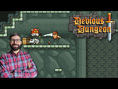 Devious Dungeon Review video thumbnail