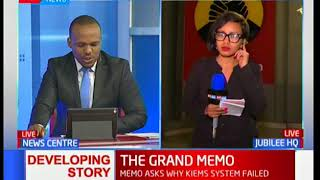 Kivumbi2017: IEBC fall out after leaked memo from Wafula Chebukati