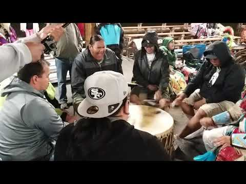 Spotted Horse Elmo MT 2019 Standing Arrow Powwow