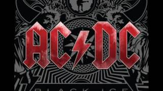 ACDC black ice - skies on fire