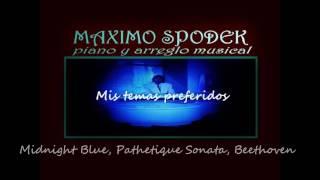 MAXIMO SPODEK, MIS TEMAS PREFERIDOS, EN PIANO ROMANTICO Y ARREGLO INSTRUMENTAL