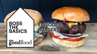 How To Make Burgers - BBC Good Food