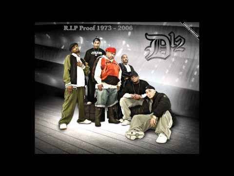 D12 - I Go Off (Freestyle) 2010