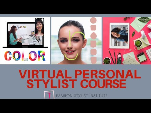 Sample the Certified Virtual Personal Stylist Intro Module - YouTube