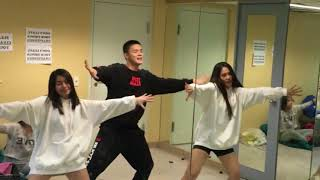 Ronnie Alonte Hayaan Mo Sila Dance Cover