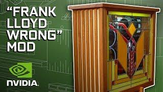 "GeForce Garage - Dani Burbidge's ""Frank Lloyd Wrong"" Mod"
