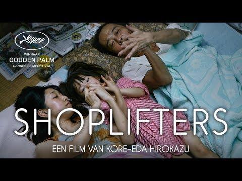 Shoplifters in Filmtheater Het Zeepaard