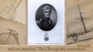 On this day in NavalHistory HMS Leopard attacks USS Chesapeake USS Saint