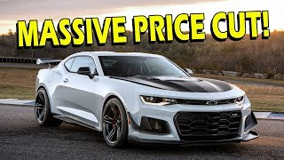 Cheapest NEW Camaro Prices To Date!