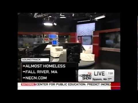 Almost Homeless (NECN Morning Show)