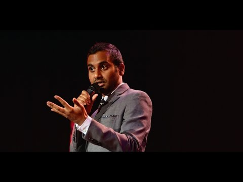 Stand Up Comedy - Aziz Ansari Stand Up - Best Comedian Ever