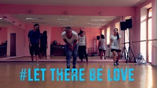 """""""LET THERE BE LOVE"""" - CHRISTINA AGUILERA 