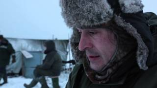Рыбалка налима на енисее зимой
