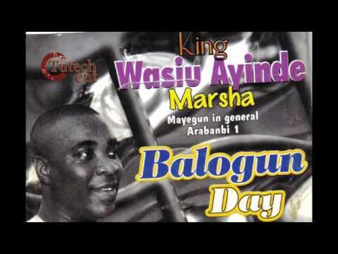 K1 De Ultimate - Balogun Day